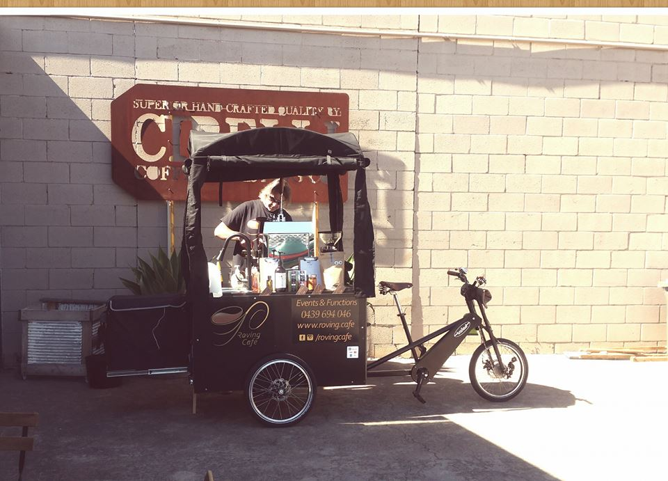 roving cafe at cirelli coffee roasters